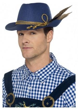 Adults Bavarian Oktoberfest Hat