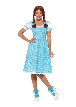 Wizard of Oz Kansas Country Girl Costume cs47301