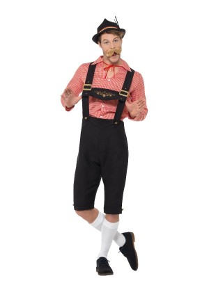 Bavarian Beer Guy Costume cs49664