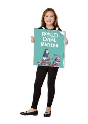 Matilda Cover Book Week Costume cs52457-2
