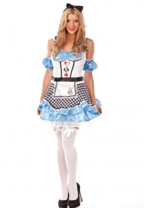 Alice in Wonderland Dress Up Costume