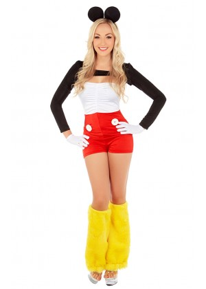 Minnie Mouse Costumes LH-111