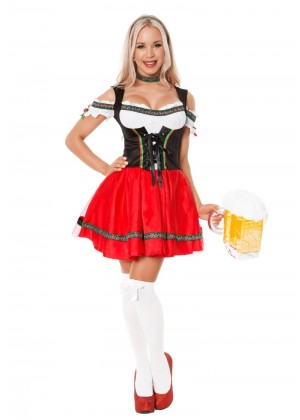 Beer Garden Girl Costume