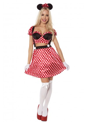 Minnie Mouse Costumes LH-146