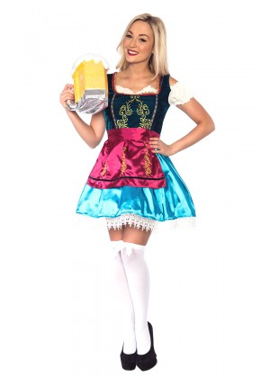 Maid Wench Gretchen German Halloween Costume