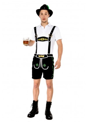 Mens Oktoberfest Costume with hat