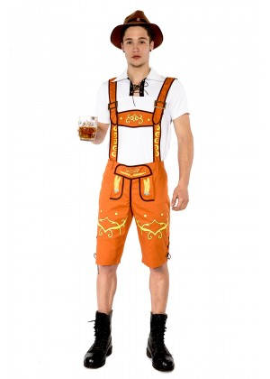 Men's Beer German Costume no hat