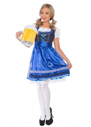 Ladies Beer Maid Babe lh302b