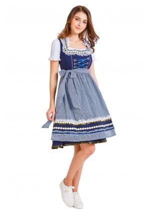 Ladies Oktoberfest Bavarian costume