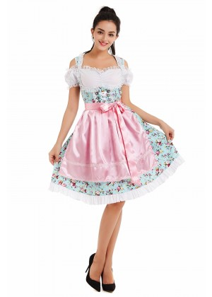 Ladies Oktoberfest costume lh329