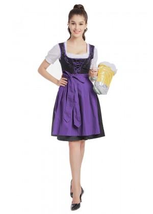 Oktoberfest Gretchen costume  lh331p