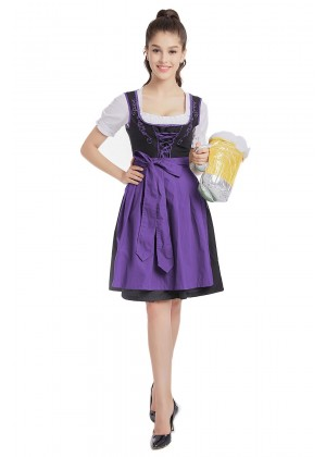 Oktoberfest Gretchen costume