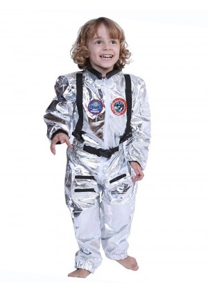Kids Spaceman Costume
