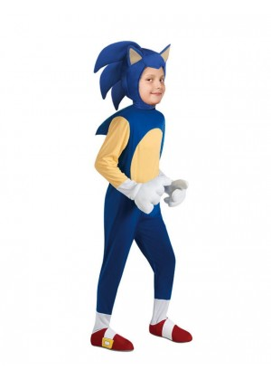 Boys Hedgehog sonic costume lp1034