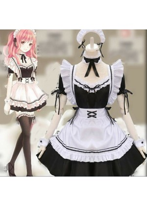 Ladies Cute Lolita French Maid Costume lp1037