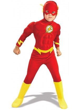 Kids The Flash Costume lp1051
