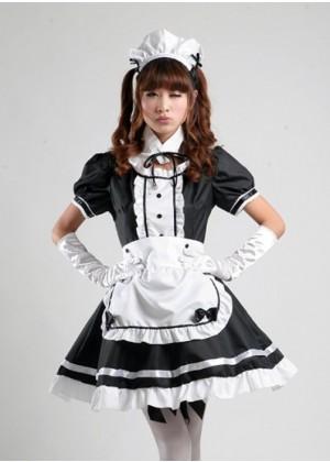 Ladies Kaichou Wa Maid Sama Anime Costume lp1052