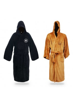 Star Wars Bath Robe Jedi Costume lp1053