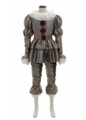 Adult Pennywise Clown Suit Outfit Set lp1064