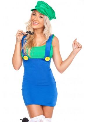 Luigi Costumes LH-105G