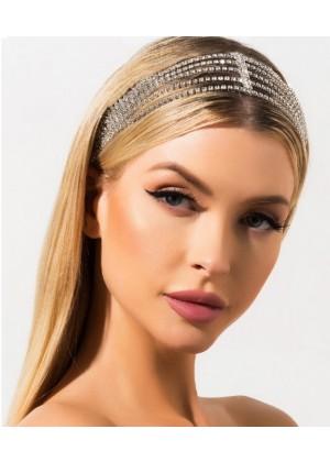 Ladies bohemian wedding hair chain Accessories lx0244