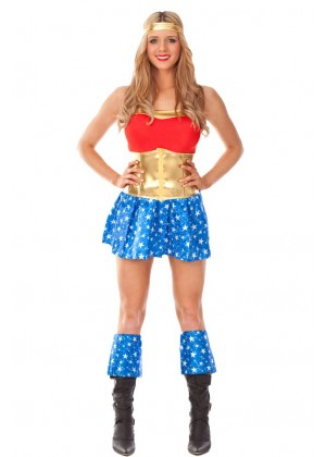 Super Woman Costumes LZ-514