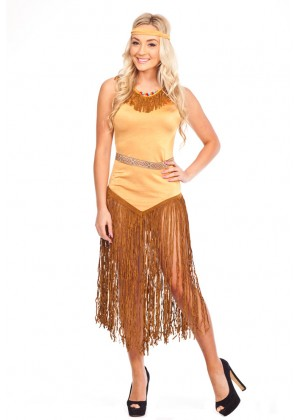 Indian Princess Costumes LZ-580