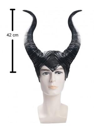 Maleficent Black headpiece lx2026-1
