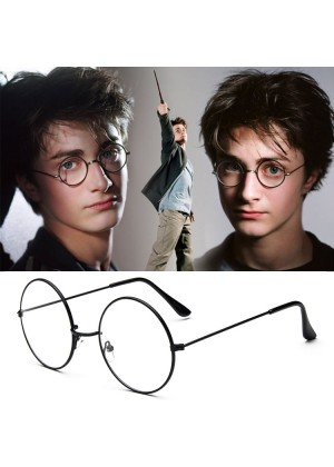 Halloween Harry Potter Gryffindor Black Glasses Cosplay Costume Accessories Book Week