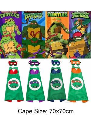 Kids TMNT Superhero Cape and Mask Set  tt1135