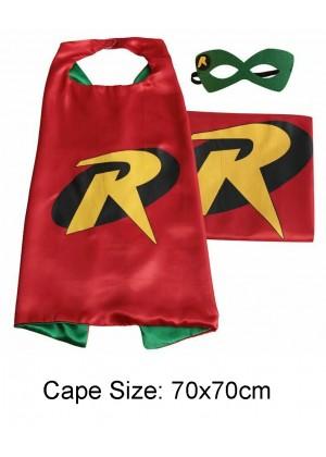 Kids Robin Cape and Mask Superhero Set  tt1137