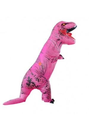 Pink T-REX Costume