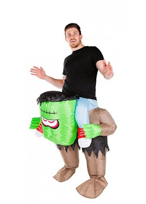 Mascot carry me inflatable costume 2020