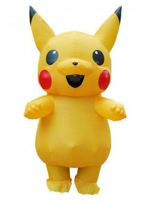 Adult and Kids Pikachu Inflatable Costume tt2046