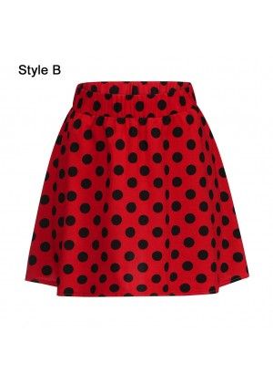 Ladies POLKA DOT Skirt 50s