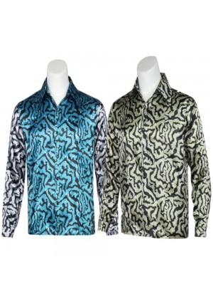 Mens Tiger King Joe Exotic Shirt Costume both tt3140