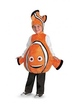 Kids Nemo Clownfish Costume tt3161