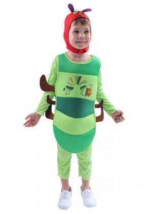 Kids The Very Hungry Caterpillar Costume tt3162