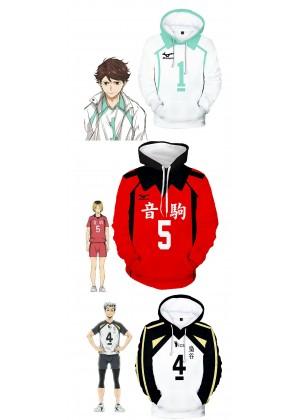 Haikyu Volleyball Sports Jersey Uniform Costume tt3170