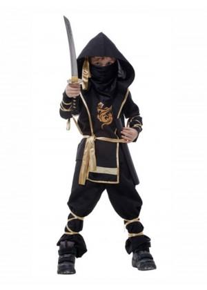 Kids Stealth Ninja Costume tt3181