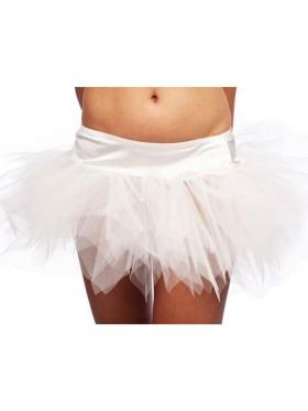 White Tutu Petticoat