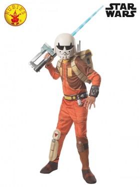 Boys Ezra Bridger Star Wars Costume