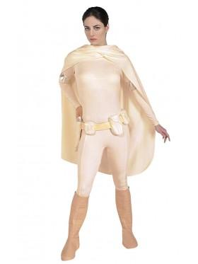 Star Wars Padme Amidala Deluxe Adult Halloween Fancy Dress Costume