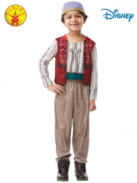 ALADDIN LIVE ACTION COSTUME Kids