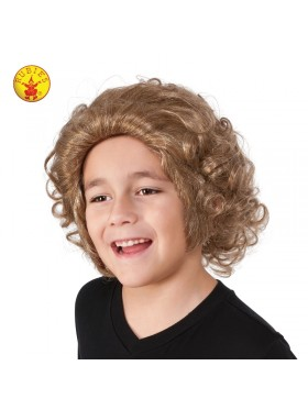 Boys Willy Wonka Charlie and the Chocolate Factory Wig
