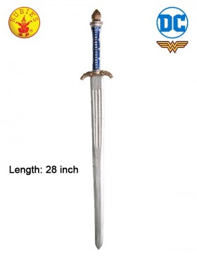28 inch Justice League Hero Wonder Woman Sword  Cosplay Collectables Costume Accessory