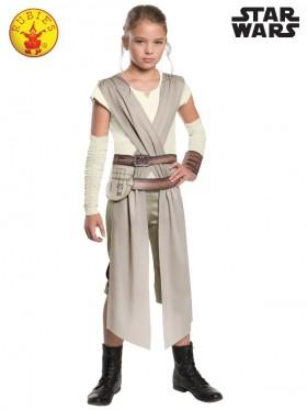 Kids Rey Star Wars Classic Costume