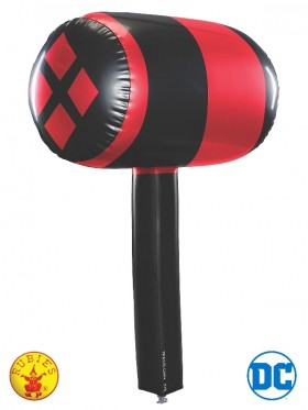 HARLEY QUINN INFLATABLE MALLET ACCESSORY