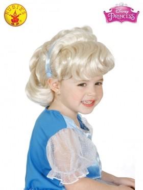 Kids Cinderella Wig