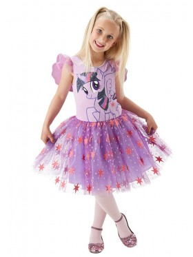 Girl My Little Pony Twilight Costume